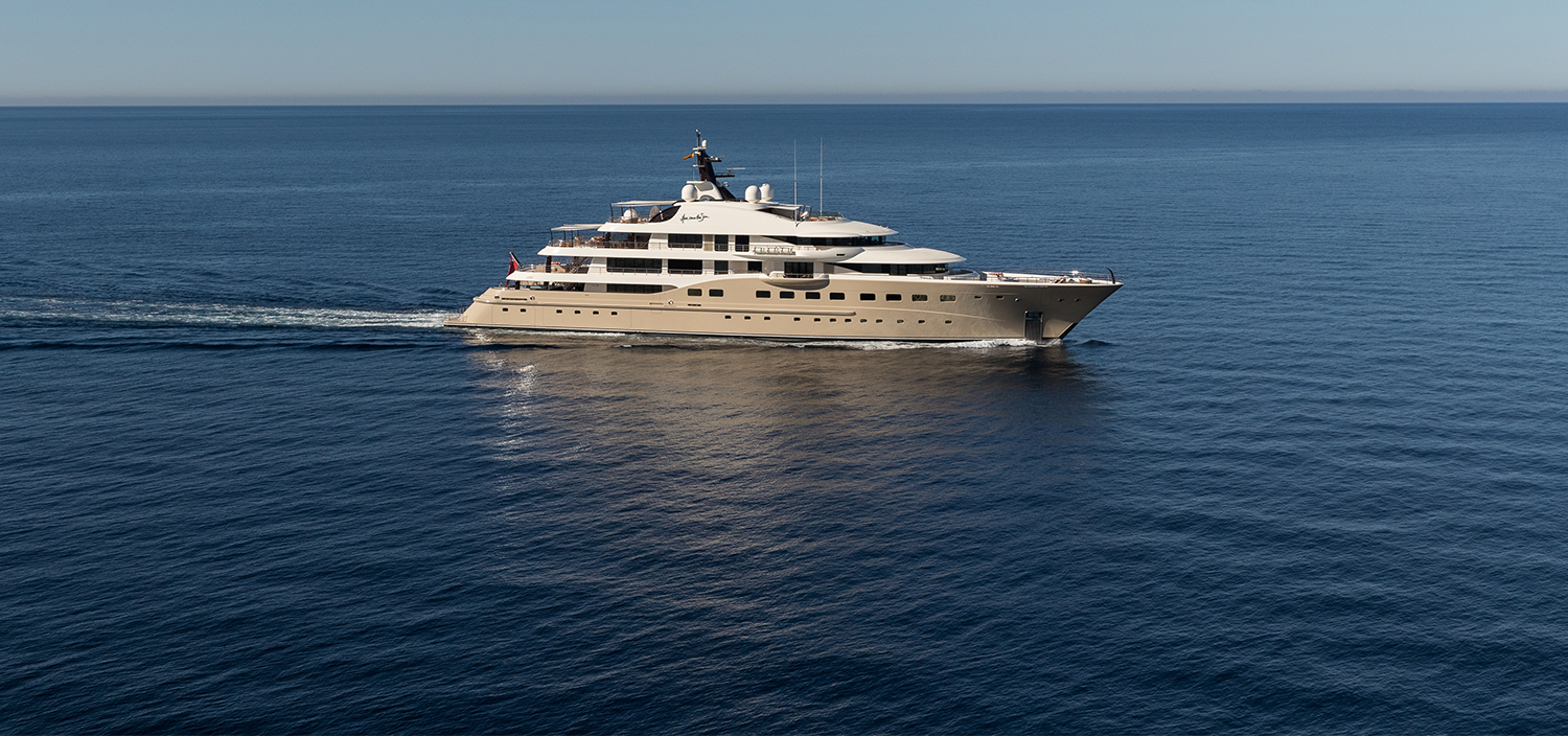 Luxury Yachts Sale Charter Management Construction Fraser