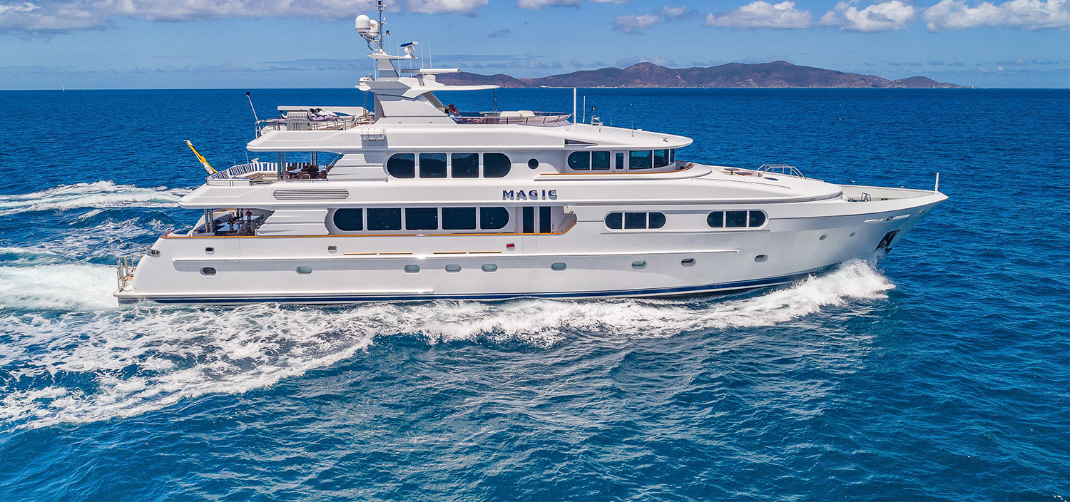 yacht charter 2020 through the Caribbean