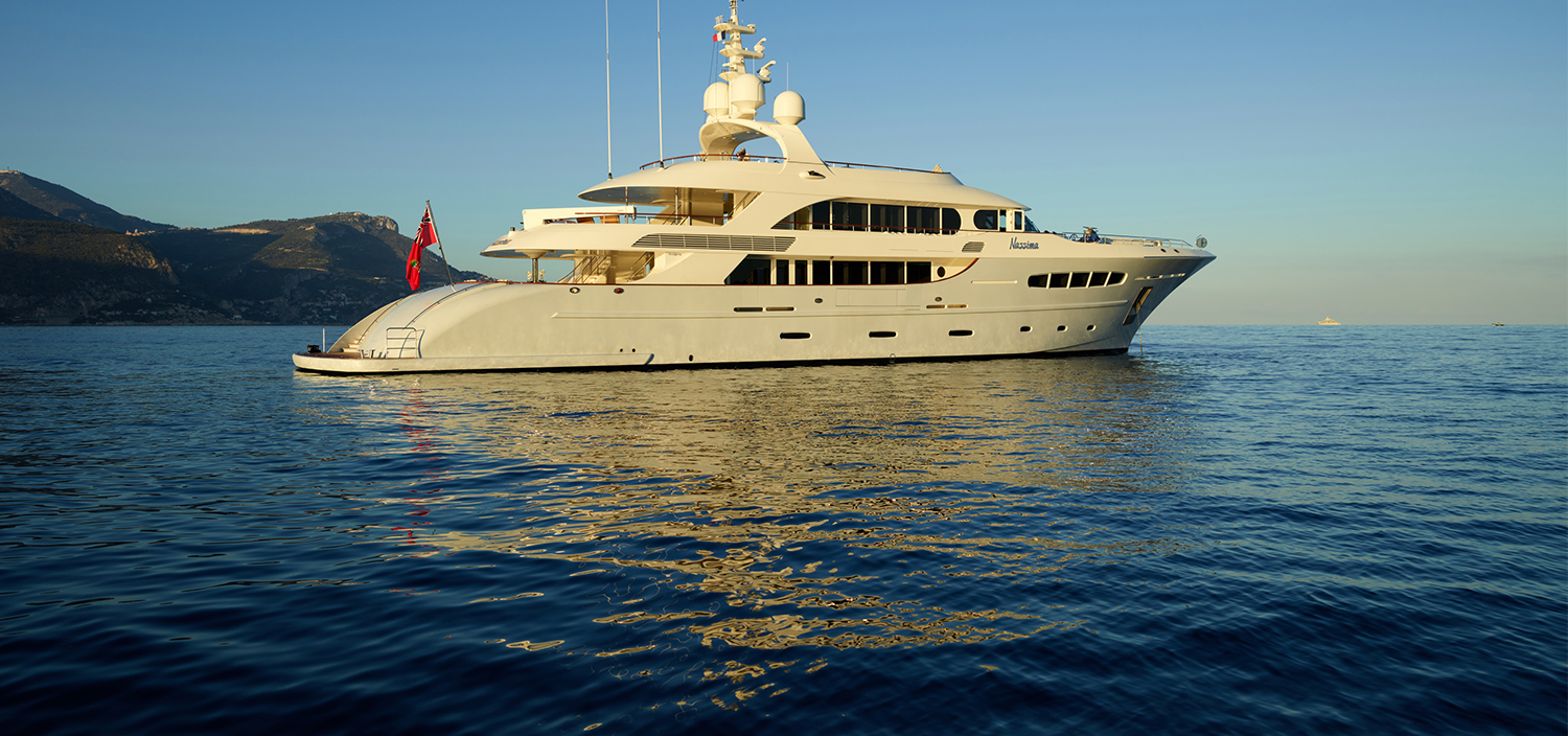 NASSIMA for sale and charter with Fraser