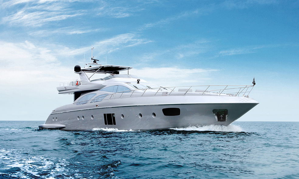azimut leonardo 100 G for sale 30m