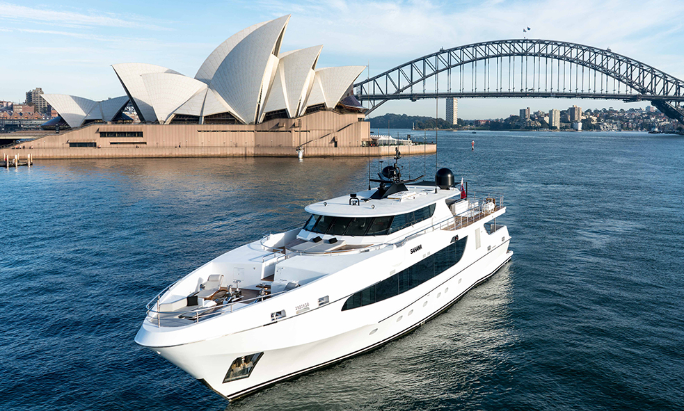 foreign flagged yachts can now explore Australia