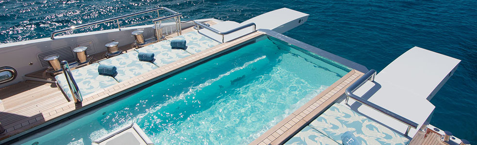 Fraser Yachts For With Swimming Pool