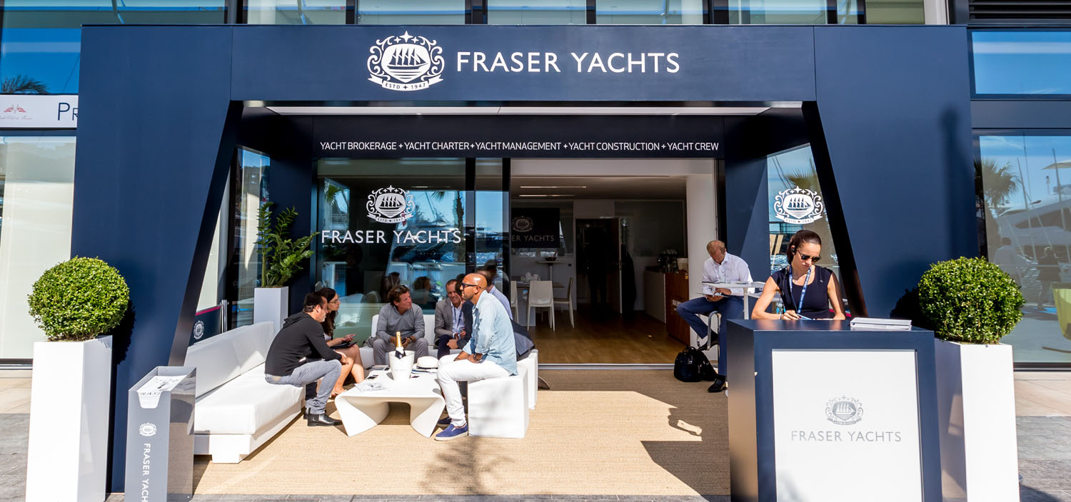 Yachting careers with Fraser Yachts