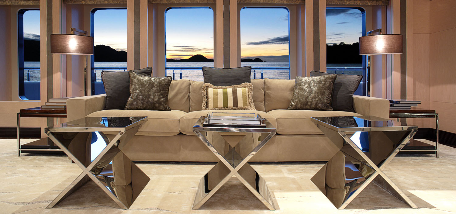Cruise in style on a H2 Yacht Design yacht with Fraser