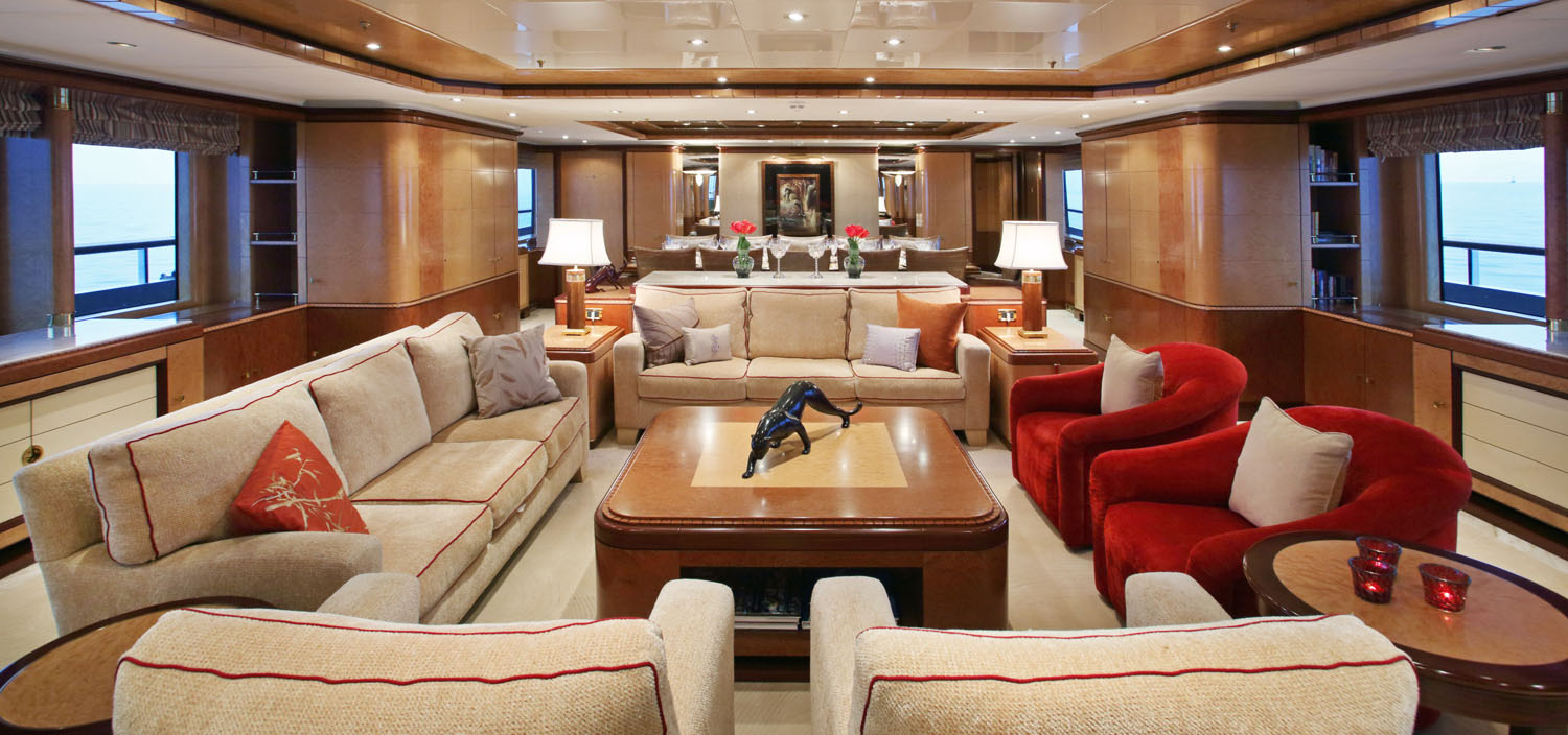 Sophisticated and chic, Zuretti yachts are of a superior quality.