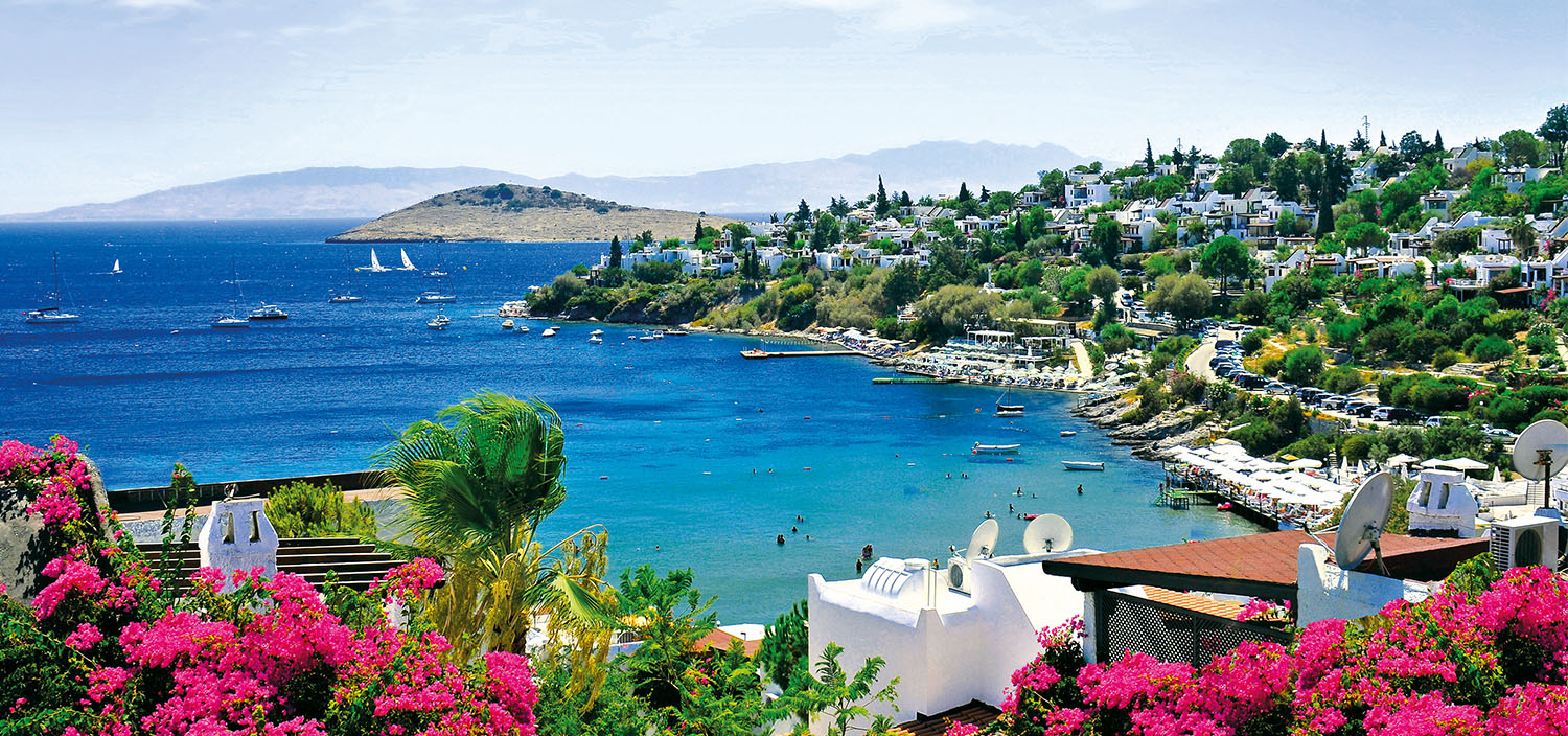Home Offices And People Bodrum