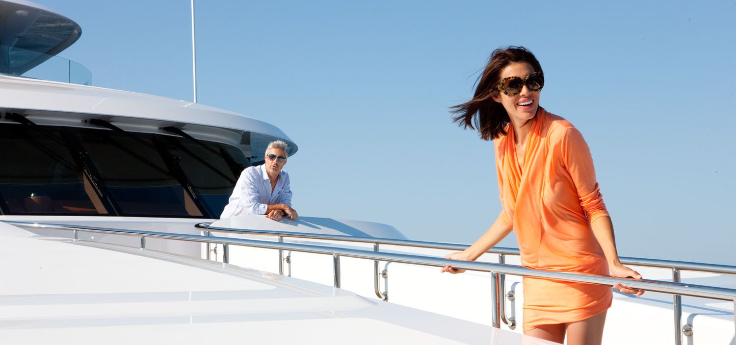 Experience the best with Fraser - the world-leading yacht company.
