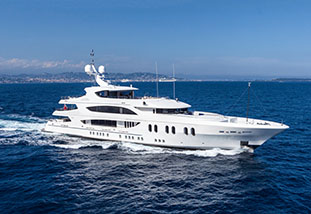 M/Y LADY SARA with Fraser Yachts