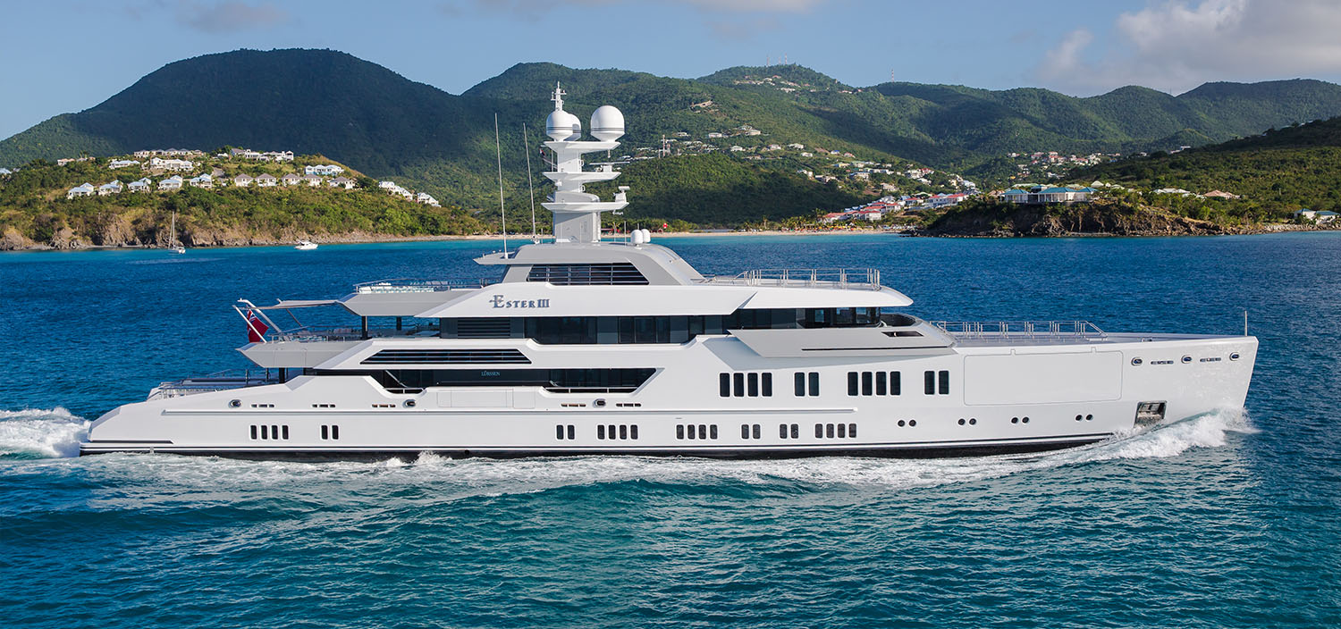 Recent yacht sales with Fraser Yachts