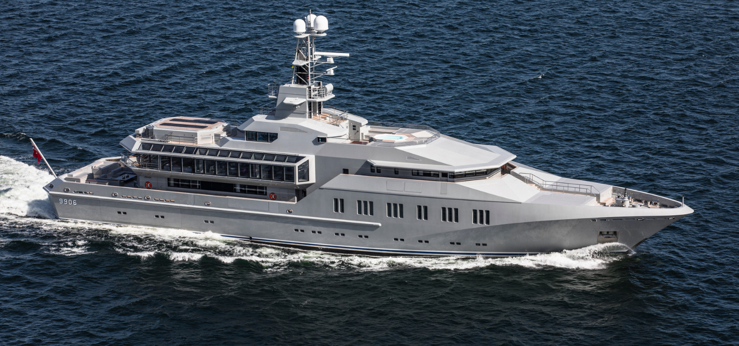 ANAMCARA superyachts for sale
