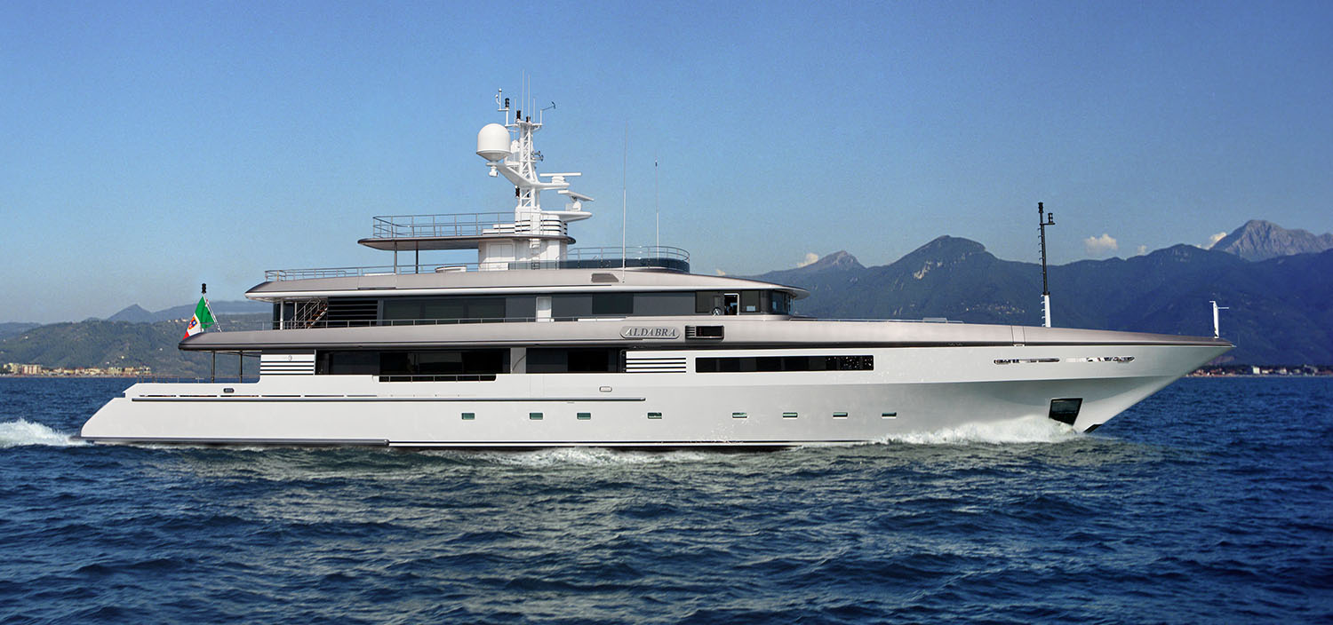 Exclusive motor yachts for sale with Fraser