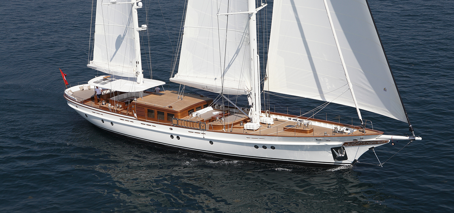 Buy a sailing yacht with Fraser