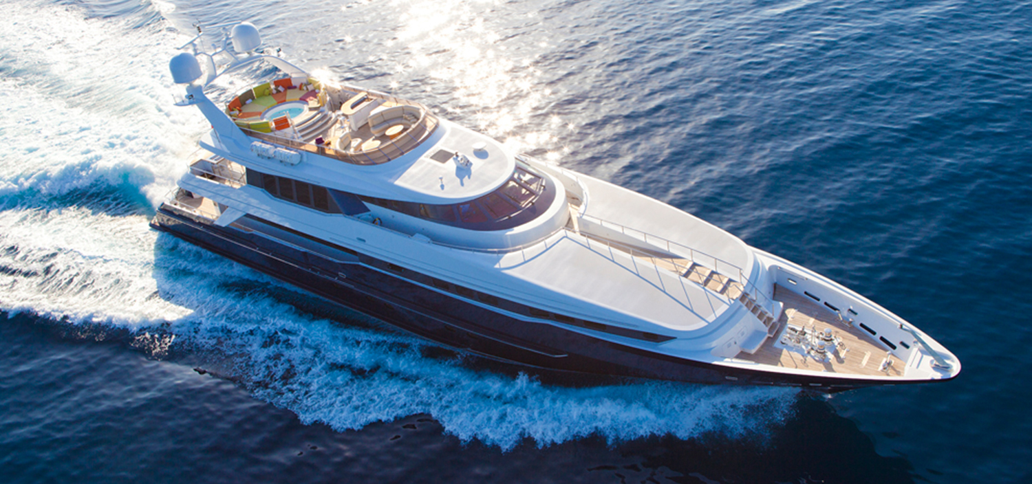 Buy a Luxury Yacht with Fraser
