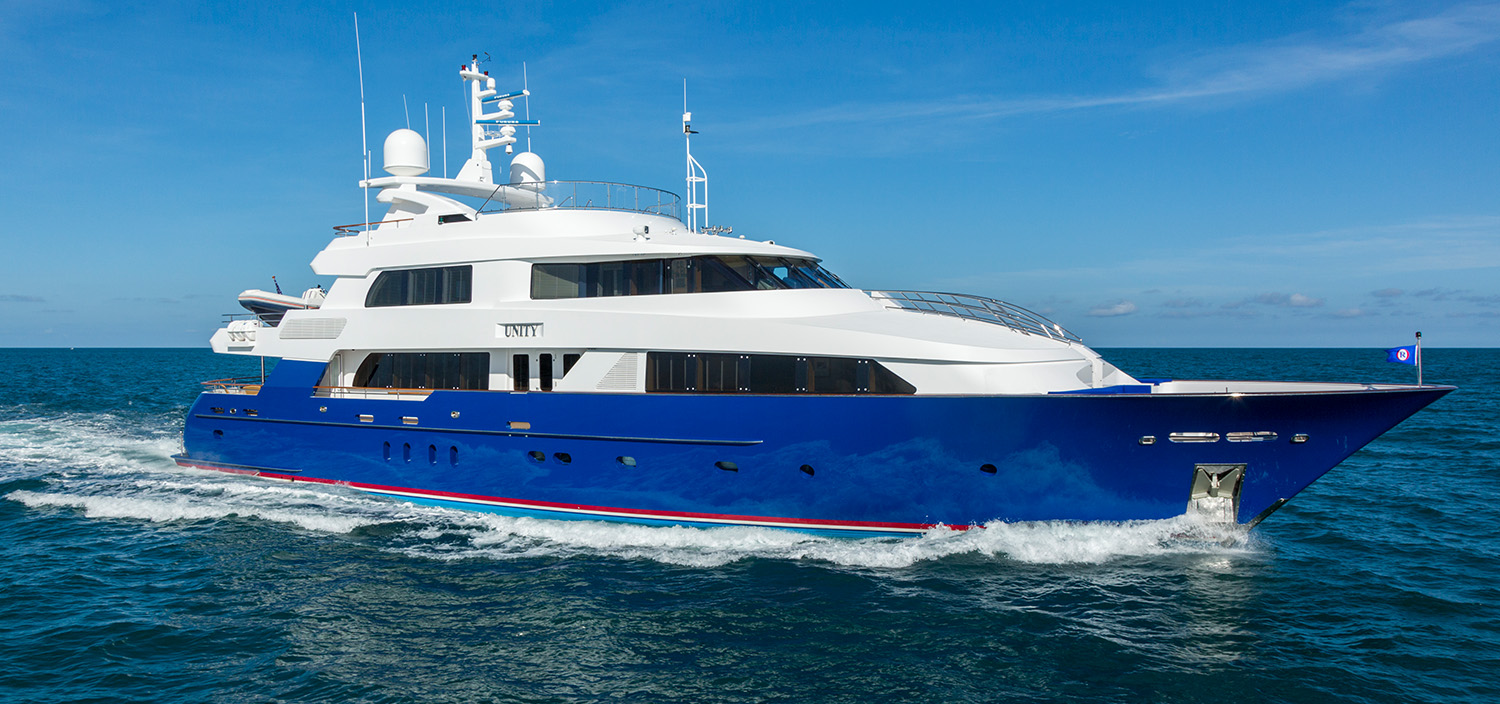 Unity Superyachts for sale