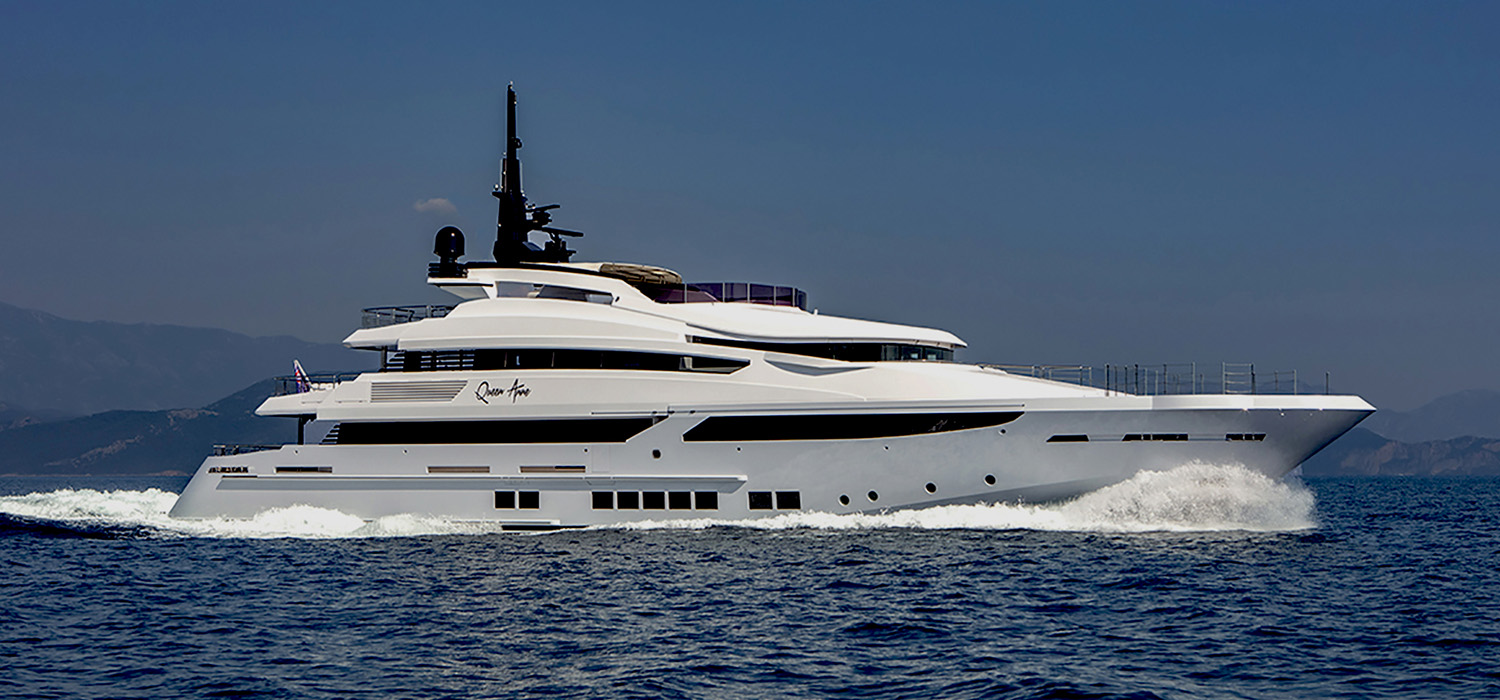 Luxury Yachts For Sale Superyachts For Sale Fraser