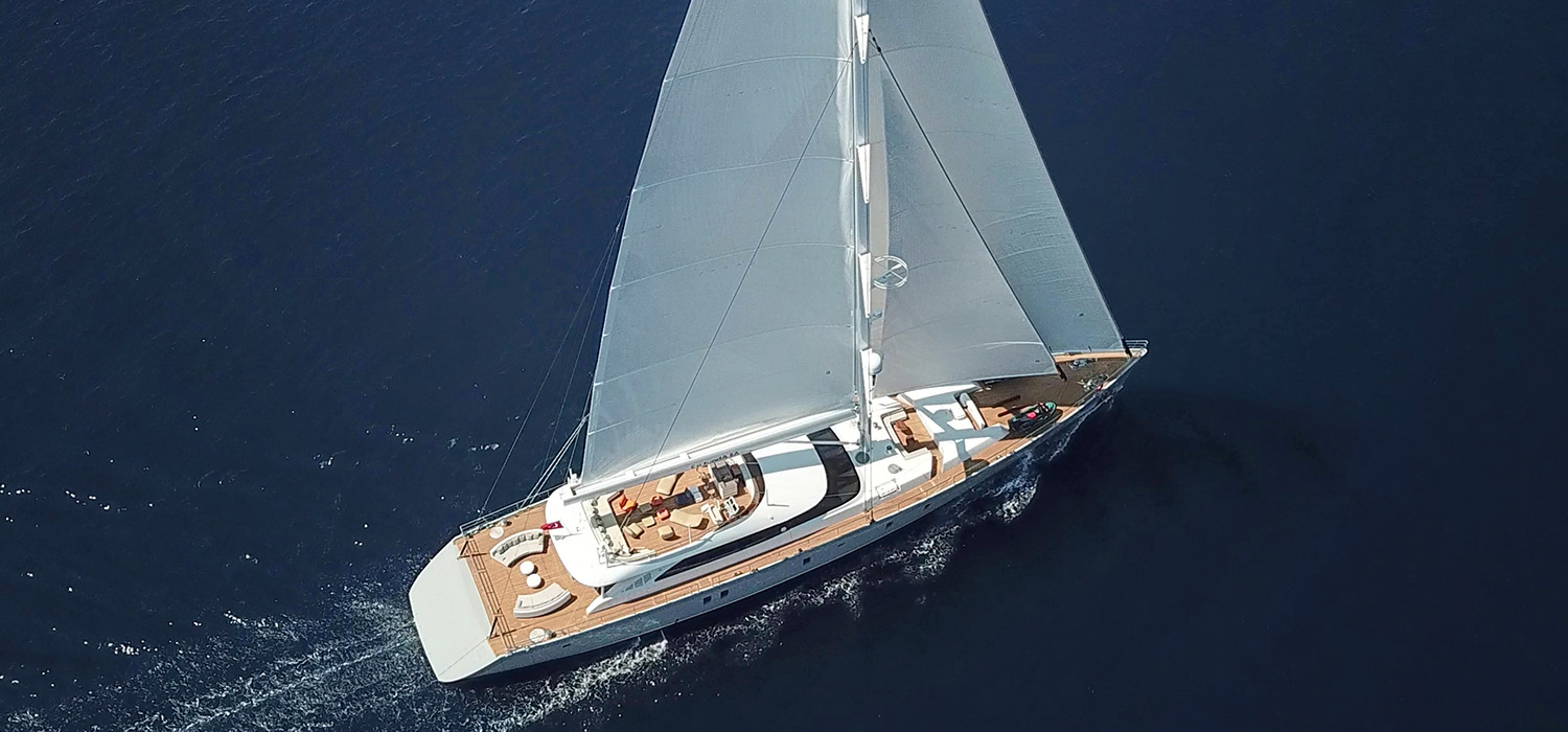BUY ALL ABOUT U2  - One of Fraser's luxury yachts for sale