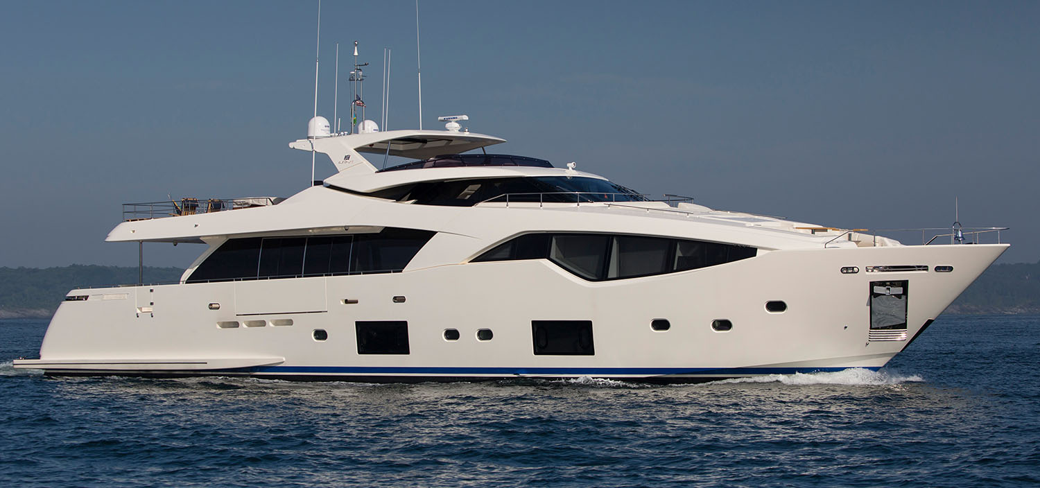 New charter yachts with Fraser Yachts