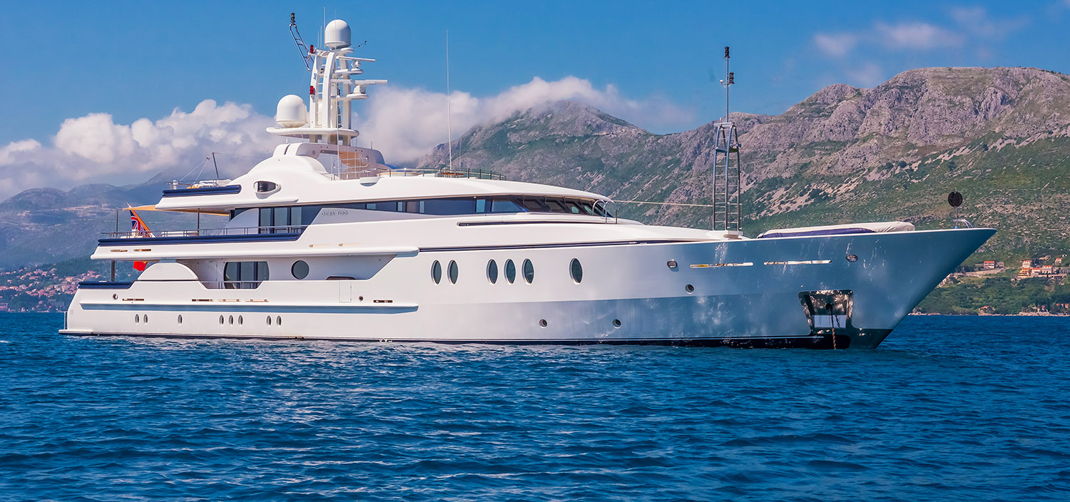 Cruise to paradise on a Fraser motor yacht for sale