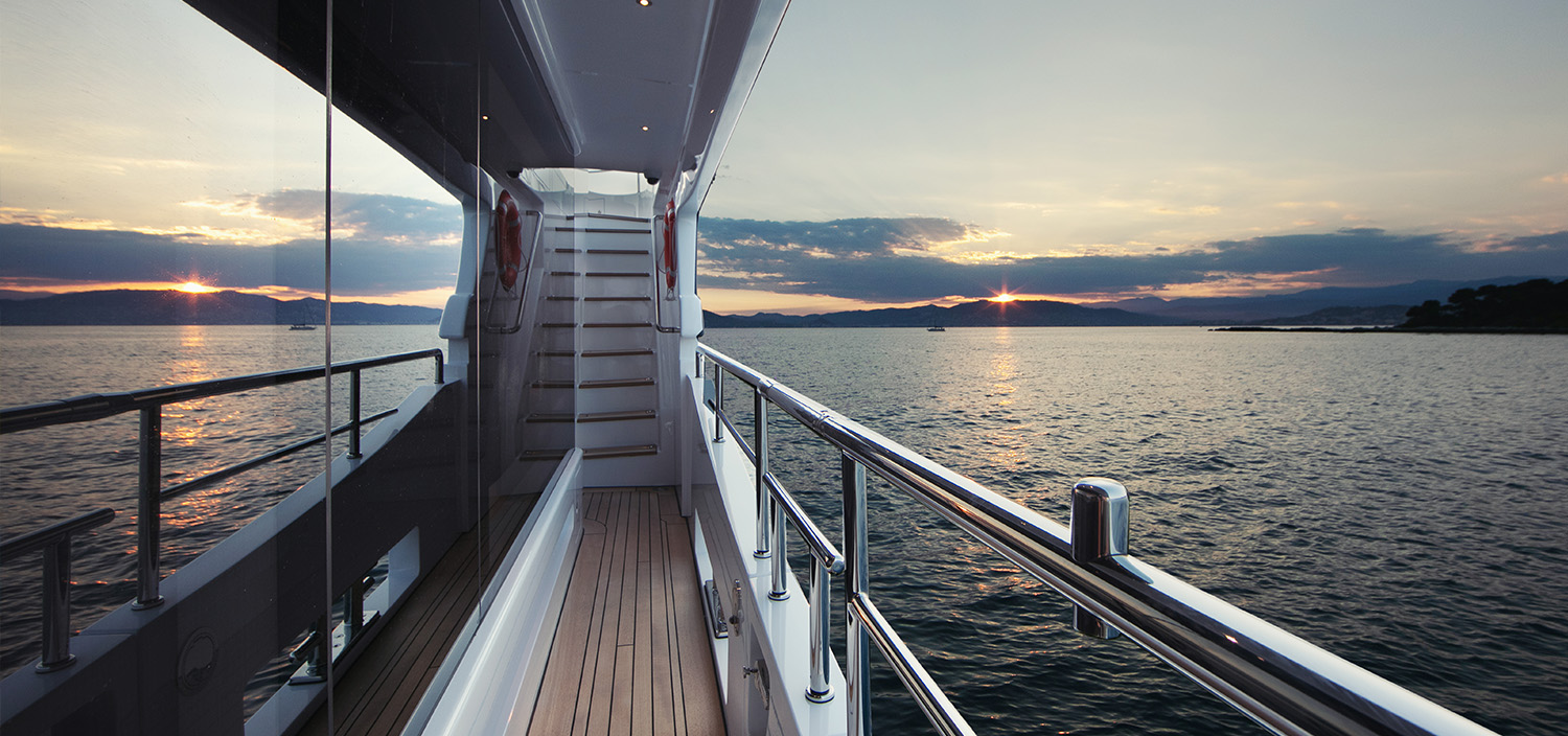 Private Yacht Charter with Fraser Yachts