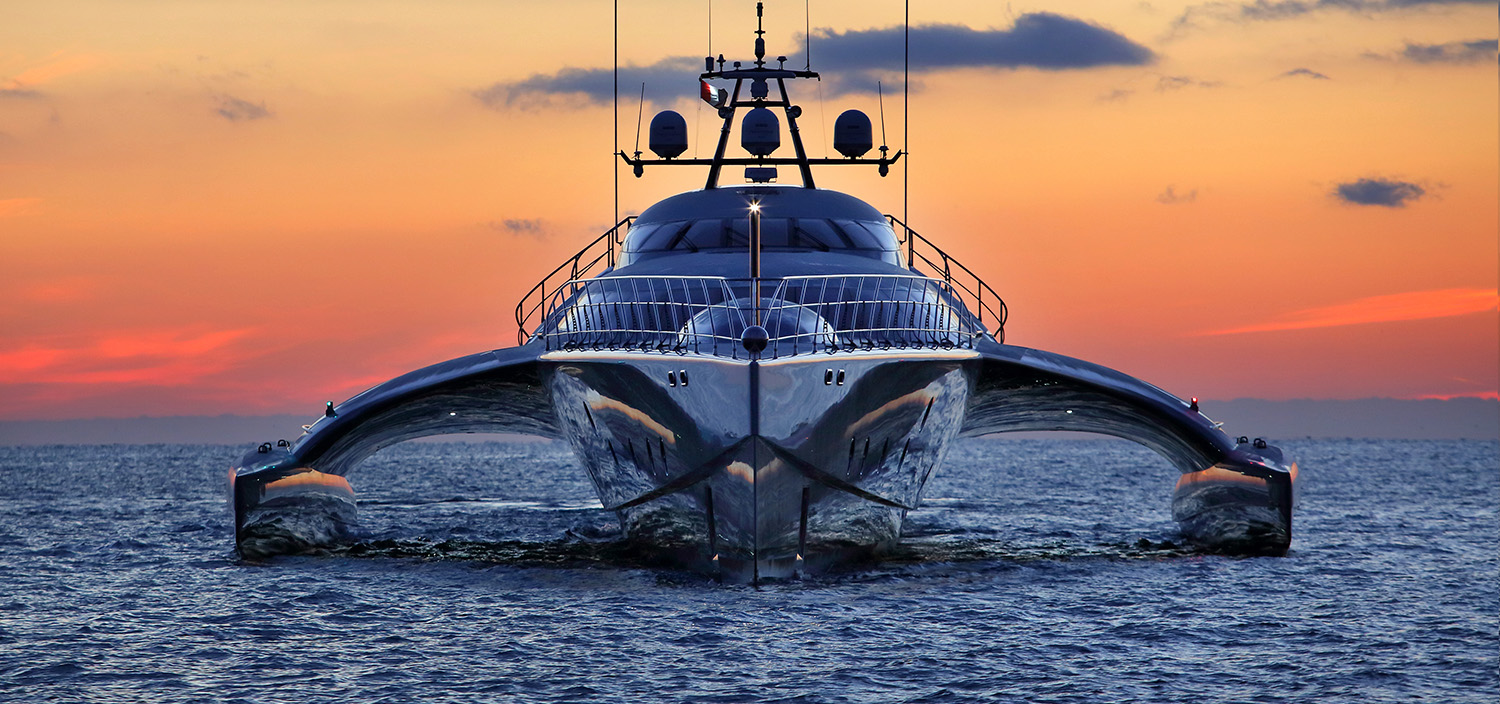 Cruise in style on a luxury yacht with Fraser