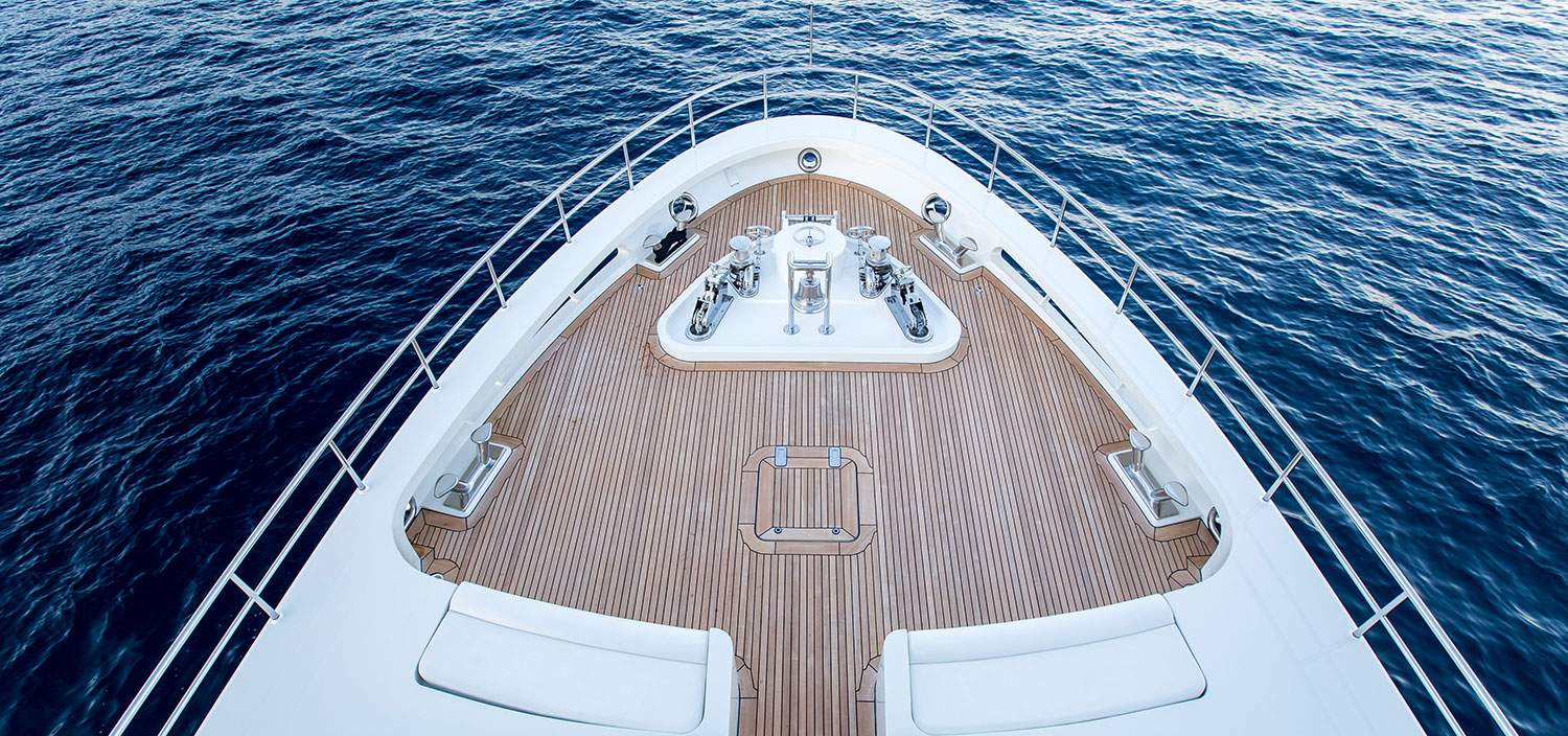 Manage a yacht with Fraser Yachts
