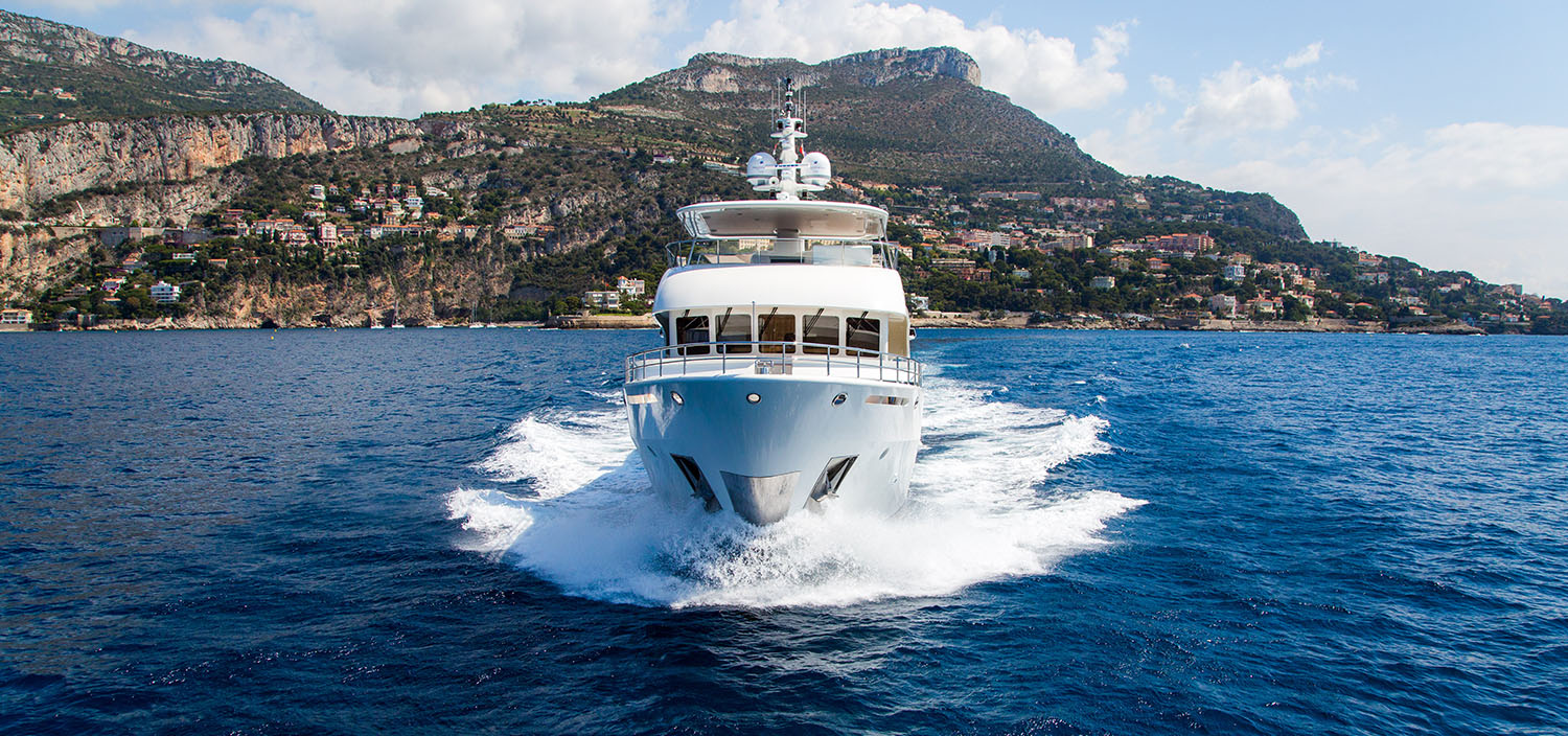 Selling your motor yacht is plain sailing with Fraser