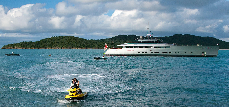 Caribbean yacht charter   2018, 2019, 2020   Fraser