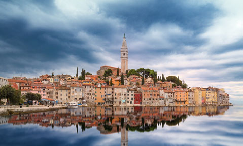 Explore the beautiful architecture of Croatia, Montenegro and Venice onan Adriatic yacht charter