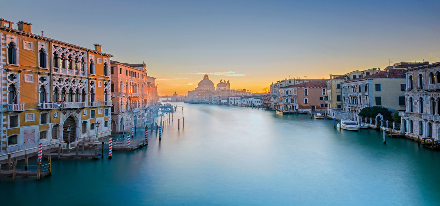 Italy yacht charter views of Venice