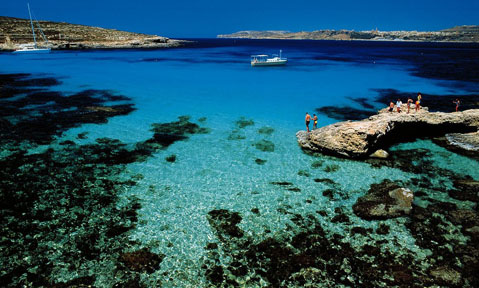 A Blue Lagoon & Gozo yacht charter takes you on waters that glimmer with light