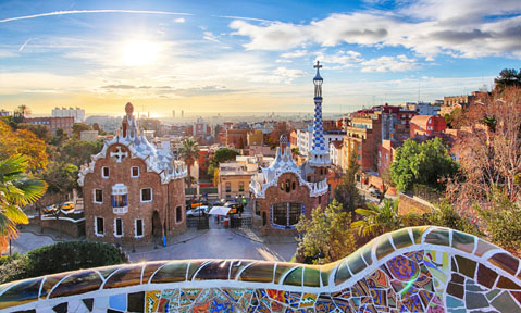 Explore Barcelona on a Spain yacht charter