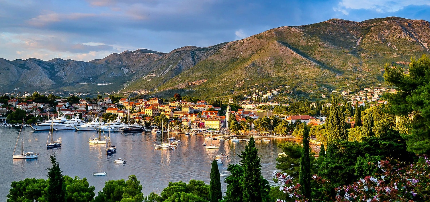 Discover picturesque seaside towns and dramatic scenery on a Mediterranean yacht charter with Fraser