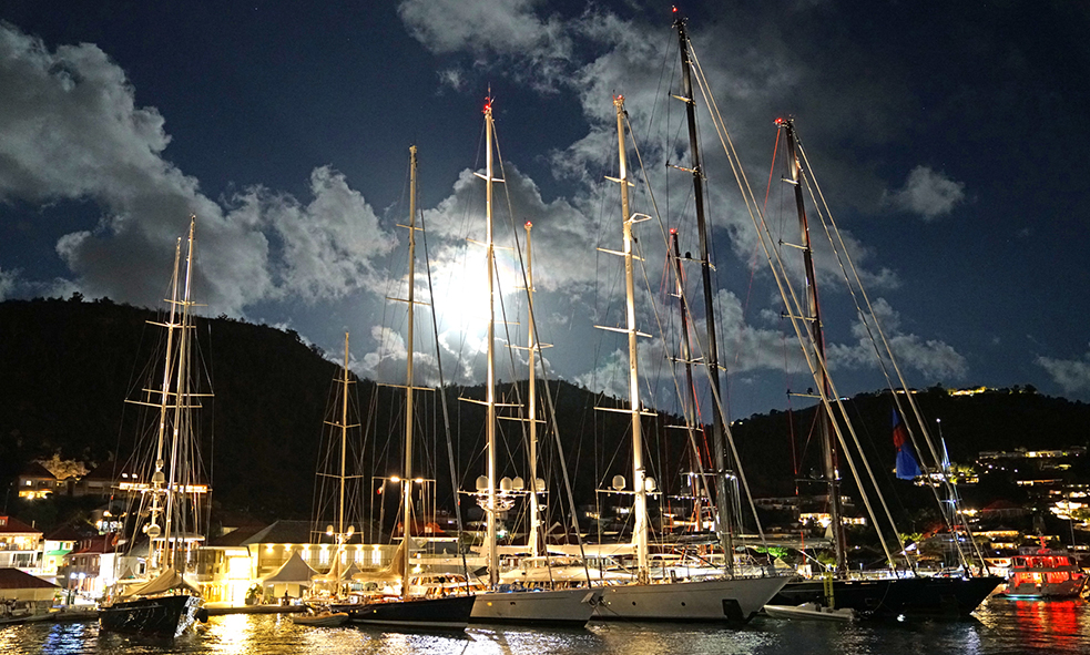 St. Barth's Bucket Regatta 2020