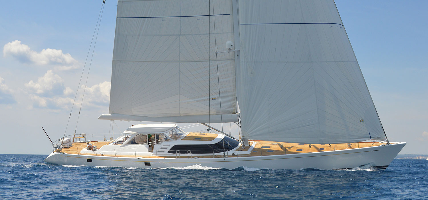Fraser yachts represents the most luxurious yachts built by Nautors Swan