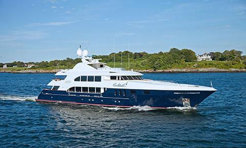 Trinity Yachts - yacht for sale