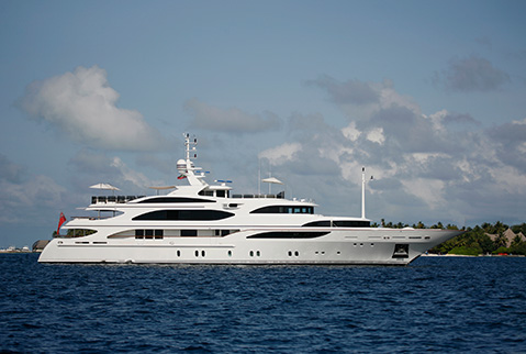 Benetti Yachts - yacht for sale