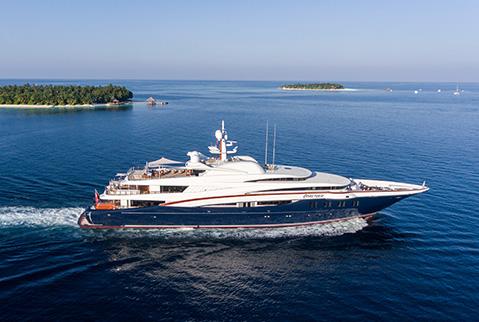 Oceanco - yacht for sale