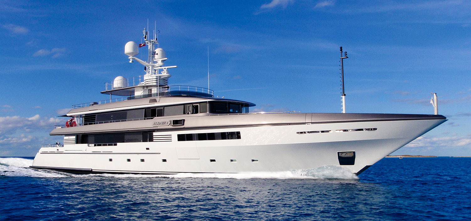 Codecasa Yachts come from a great tradition of craftsmanship and maritime heritage