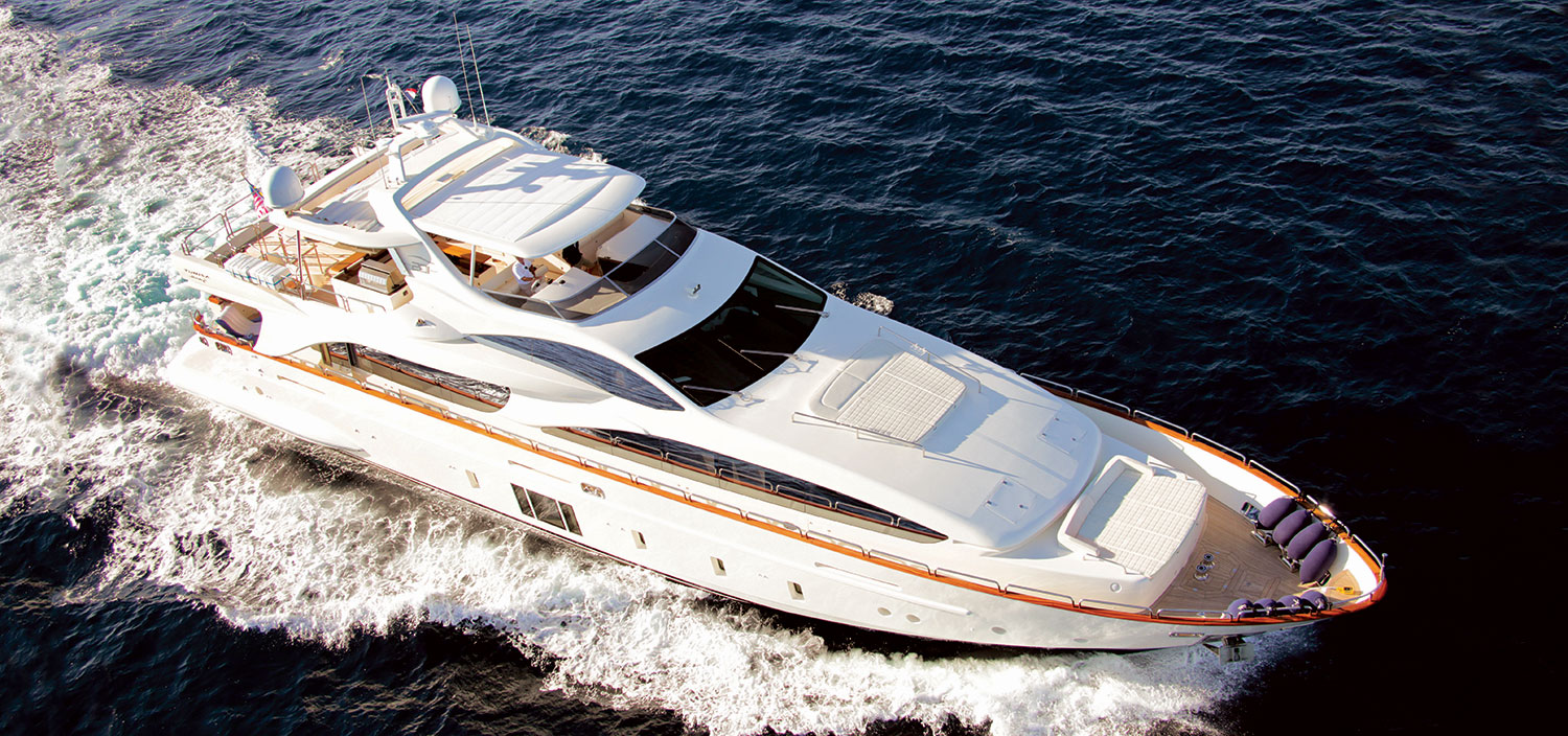 Azimut Yachts like Andiamo for sale from Fraser