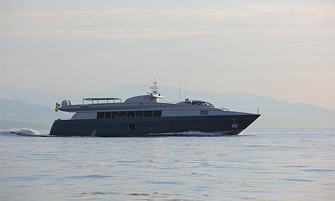 Baglietto - yacht for sale