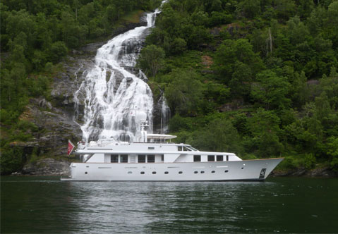 Christensen Yachts - yacht for sale