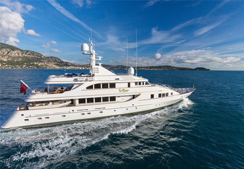 Feadship Yachts - yacht for sale