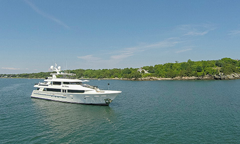 Westport - yacht for sale