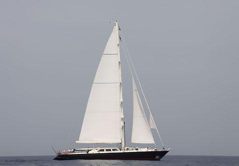 Perini Navi - yacht for sale