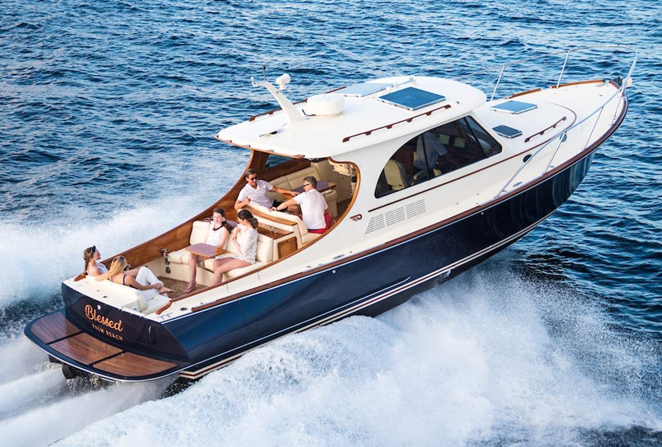 Hinckley Yachts - yacht for sale