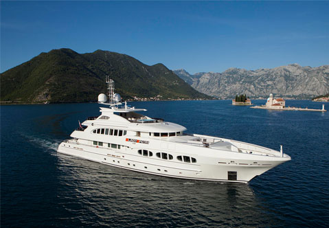 Heesen Yachts - yacht for sale
