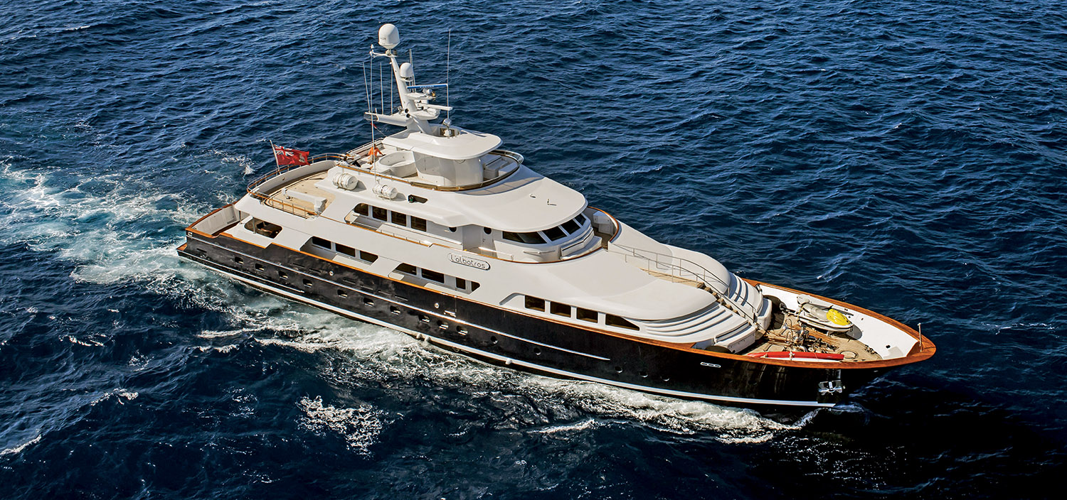 Fraser Yachts represents the best Sterling yachts for sale