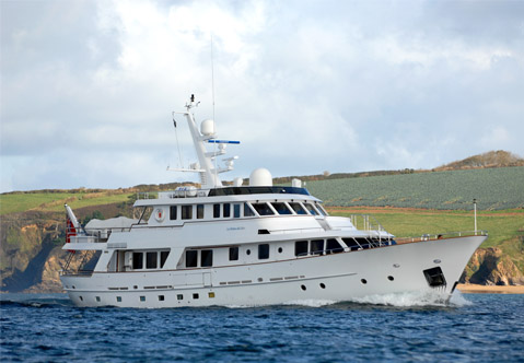 Hakvoort Yachts - yacht for sale