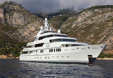 Lurssen Yachts - yacht for sale