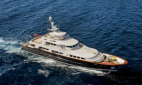 Sterling - yacht for sale